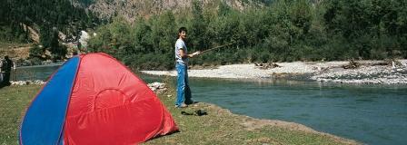 Angling Kashmir