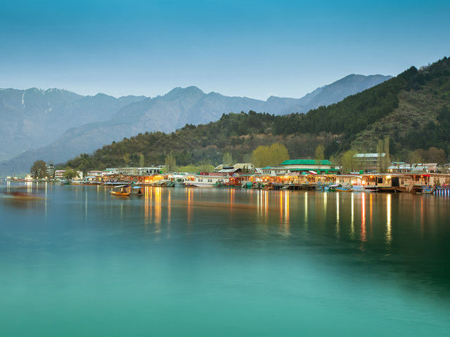 Lakes of Srinagar City