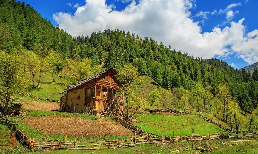 Gurez Valley Kashmir