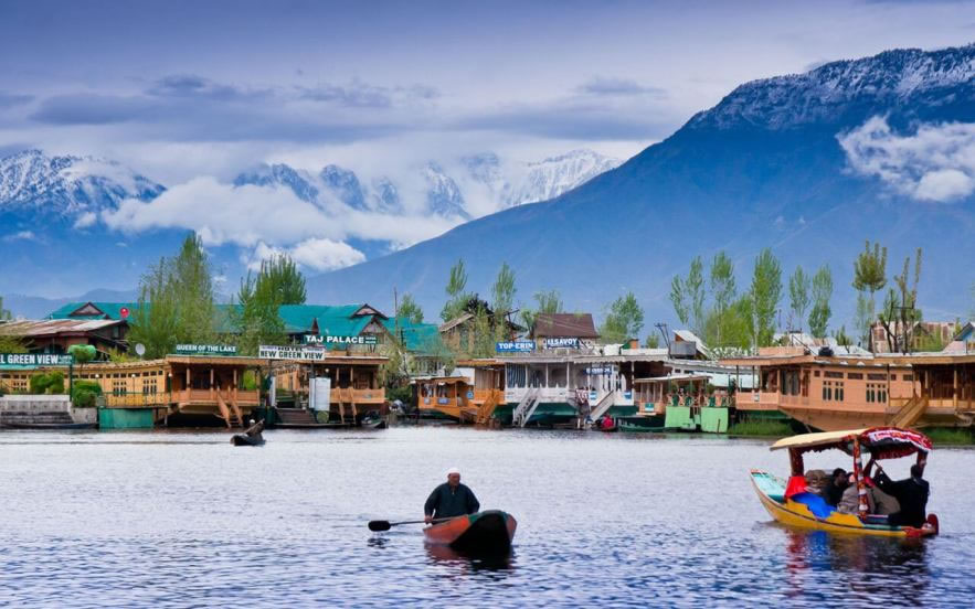 Cheap Srinagar Budget Tour Package